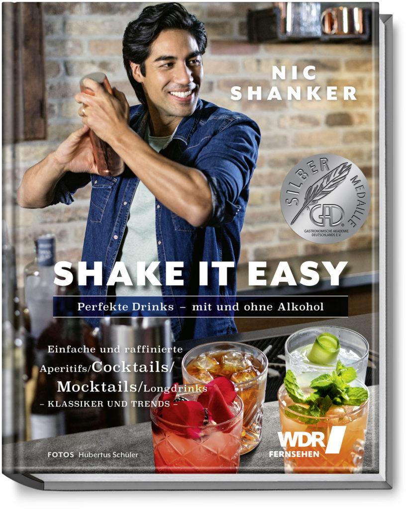 Barkeeper Nic Shanker im Interview bei Ausgang Podcast, spricht über Starkeepers, sein Buch Shakte it easy und die VOX-Sendung First Dates..