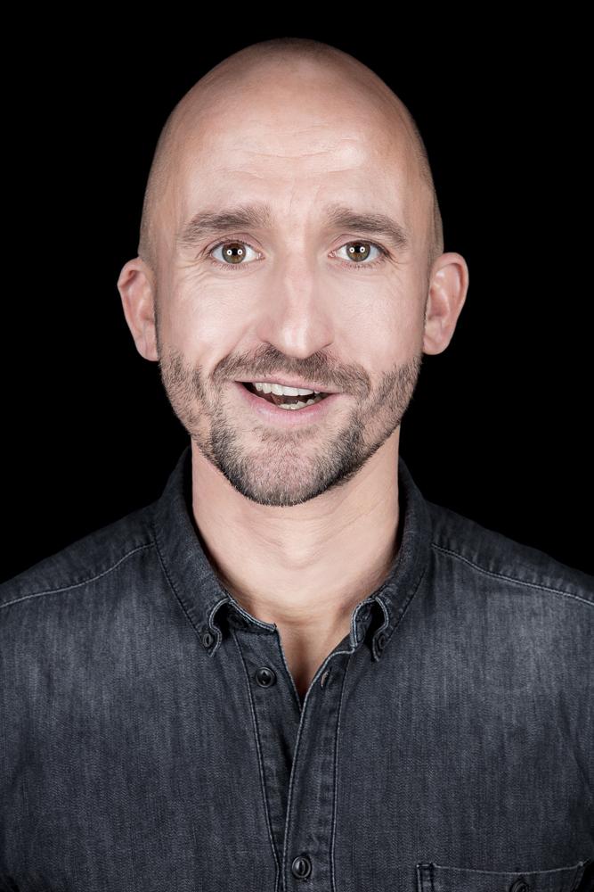 Die Bunte Stunde Markus Barth im Ausgang Podcast Interview als schwuler Comedian