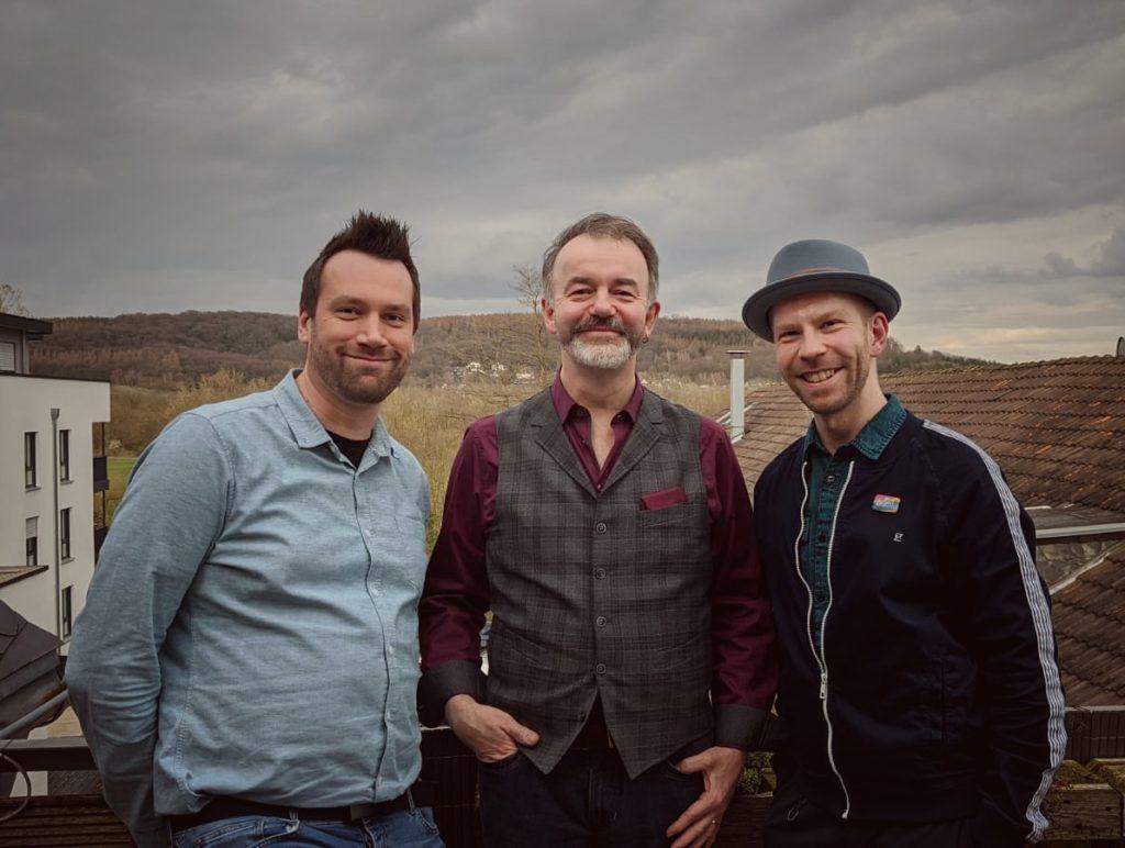 Ausgang Podcast zu Besuch in Hennef zum Interview mit Thorsten Braun über das Bäckerhandwerk und seine Tätigkeit als Autor