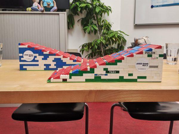 LEGO RAMPEN IM INTERVIEW MIT DER JUNGEN STADT KÖLN BEI AUSGANG PODCAST